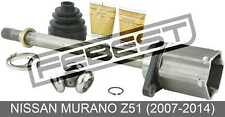 Inner Joint Right 29X33X27 For Nissan Murano Z51 (2007-2014)