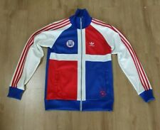 Adidas Track Top Jacke Vintage Republica Dominicana Dominikanische Republik Gr.S