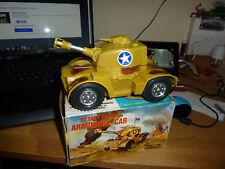 Jimson not Telasalda Desert Patrol Armoured Car friction Boxed. VERY GOOD.