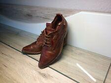 Picolinos UE 36 cuero genuino marrón muy buen estado