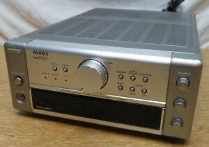 Denon UDRA-M10 Micro Stereo Receiver Amplifier 5 Inputs