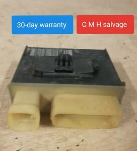 CITROEN C3 MK2 1.6 HDI 2012 GLOW PLUG RELAY  9652021180