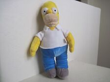 "The Simpsons HOMER 16"" Plush Stuffed Doll by Nanco"