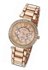 XOXO Women's Quartz Metal and Alloy Watch, Color:Rose Gold-Toned (Model: XO5860)