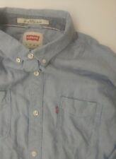 Blue Levis Modern Fit Shirt Size XL