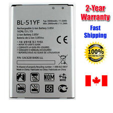 New Replacement Li-ion Battery for LG G4 Mobile Cell Phone + Warranty