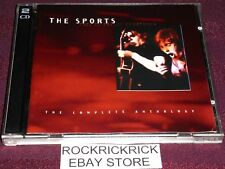 THE SPORTS - THE COMPLETE ANTHOLOGY -2 CD SET 36 TRACKS- (MUSH 33011.2)