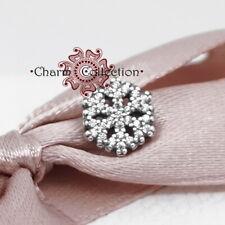 Pandora, S925, NEW, Christmas, Shimmering Snowflake, Petite 792023CZ - 782166CZ