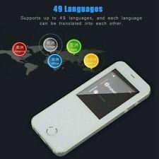 Translaty MUAMA Enence Smart Instant Real Time Voice 49 Languages Translator USA