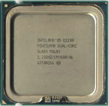 Intel Pentium E2200 2.2 GHz Dual-Core (BX80557E2200) Processor