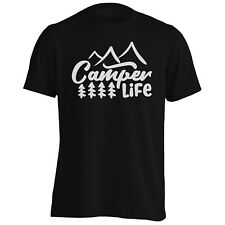 Camper life hiking Men's T-Shirt/Tank Top gg939m