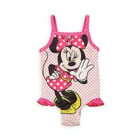 Disney Store Tinker Bell Deluxe Ruffled 1 Piece Swimsuit Tankini 4 7 8 9 10 NWT