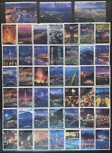 Sky High !! Japan Premium Commemorative Stamps Assortment
