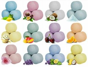 Mini Scented Bath Bomb Marbles Chill Pills Relax Fizzies Wedding Birthday Gift