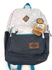 Laptop Backpack Dickies Study Hall School Work Business Polyester NWT Multicolor