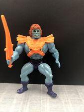 MOTU, Faker, Soft Head, Masters of the Universe, He-Man, complete, figure, sword