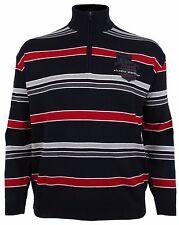 PAUL & SHARK YACHTING Pullover Sweater Troyer Größe 3XL XXXL REINE SCHURWOLLE