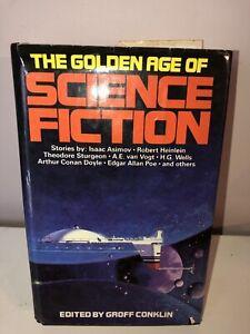 The Golden Age Of Science Fiction Isaac Asimov, Robert Heinlein Bonanza 1980