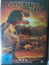 Dinosaurier Box - 8 Filme - Insel der Dinosaurier - Raptor - Vergessene Welten