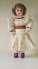 """Bleuette 27 cm  Premiére"""" Jumeau""""  Ref """"JA""""  Antic doll reproduction"""
