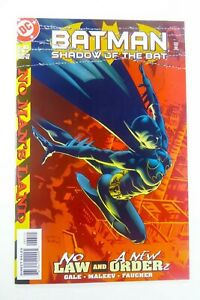 DC BATMAN: SHADOW OF THE BAT (1999) #83 1st HUNTRESS AS BATGIRL NM SHIPS FREE!