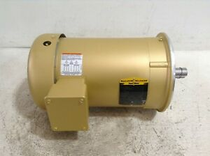 Baldor VEM3611T 3 HP 230/460 VAC 1760 RPM 3 Phase Motor 182TC New