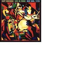 Soft machine: Live in paris May 2nd, 1972; 2cd rar! nouveau