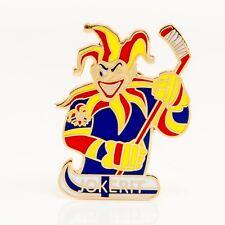 """KHL Jokerit Helsinki """"Mascot"""" pin, badge, lapel, hockey"""
