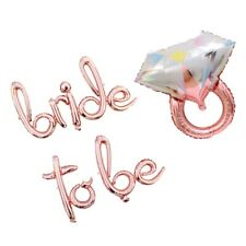 Bride to Be Balloons Bridal Shower Party Decorations Party Supplies