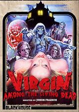 A Virgin Among the Living Dead DVD (2017) Christina von Blanc ***NEW***