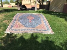 Persian Rug 13.30x10.10 100% Wool 24/26 knots per Square Inch