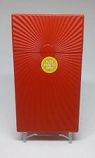 Fujima Red Sun Design 100s Size Push-N-Open Button Cigarette Case