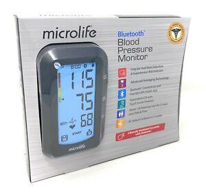 Microlife Bluetooth Upper Arm Blood Pressure Monitor with Irregular