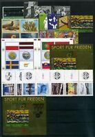 UNO Wien Jahrgang 2008 postfrisch MNH (O801
