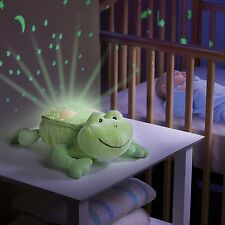 Nursery Night light Baby Slumber Buddies Frankie The Frog LED Projector Show