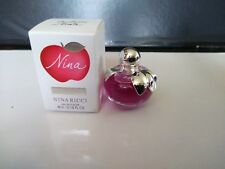 Miniature de parfum Nina Ricci les belles de Nina nina edt 4 ml