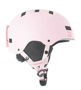 BRAND NEW Retrospec Traverse H1 Ski & Snowboard Helmet, MATTE PINK, SIZE 51-55CM