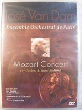Jose Van Dam/Ensemble Orchestra de Paris - Mozart Concert (DVD, 2004) BRAND NEW!