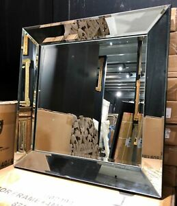 Brilliant Wall Mirror 50 x 50cm Mirror Frame From Colmore Mirror Glass Frame New