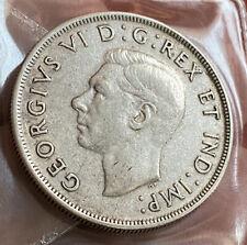 Canada Silver Dollar 1945 Scarce!!