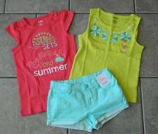 Size 6 years outfit Gymboree,Desert Dreams,NWT,tank top,top,shorts,3 pc. set