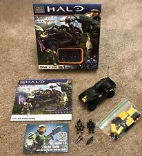Mega Bloks Halo CE UNSC Warthog Rockethog Set 99660 Fest Exclusive Arbiter