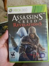 Assassin's Creed [ Revelations ] (XBOX 360 / XBOX ONE Compatible) NEW