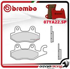 Brembo SP - fritté arrière plaquettes frein Aeon Roadster 180 2002>