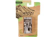 New ATOZI 20 in 1 Bamboo Arm Bike Folding Multi Tool w/ Chain Splitter Breaker