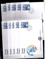 / CYPRUS - 10 FDC - SPORTS - SOCCER - FIFA 2004 - WHOLESALE