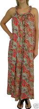 Paisley Machine Washable Maxi Dresses for Women