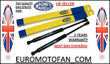 GAS TAILGATE STRUTS BOOT HOLDER LIFTER PAIR VOLVO S40 MK1 SALOON 95-2004