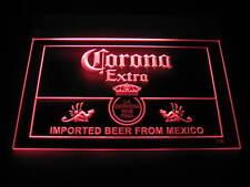 B0016-b Corona Mexico Beer Bar Pub Club Neon Light Signs