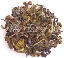 Blueberry Green Loose Leaf Tea - 1 lb